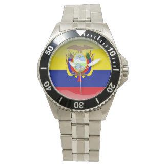 Flag of Ecuador Watch