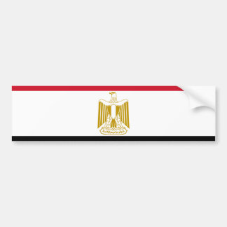 Flag of Egypt Bumper Stickers