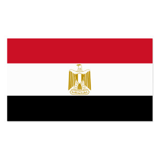 Flag of Egypt Business Cards