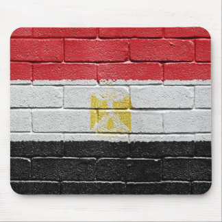 Flag of Egypt Mouse Pad