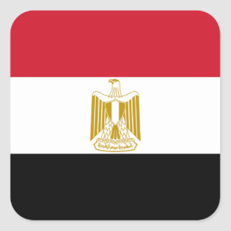 Flag of Egypt Sticker