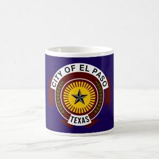 Flag of El Paso Coffee Mug