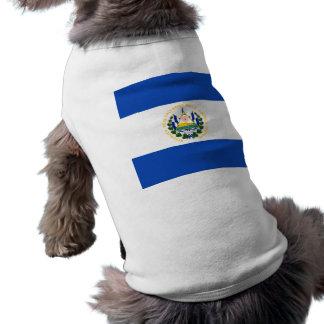 Flag of El Salvador, National Coat of Arms T-Shirt