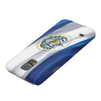 Flag of El Salvador Samsung Galaxy Case Sprint