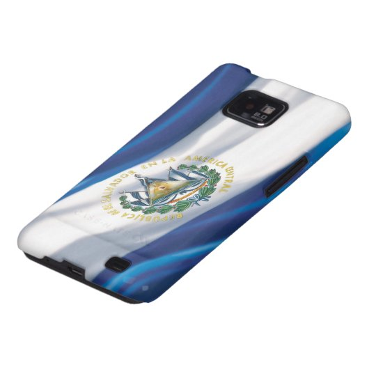 Flag of El Salvador Samsung Galaxy S II Case AT&T