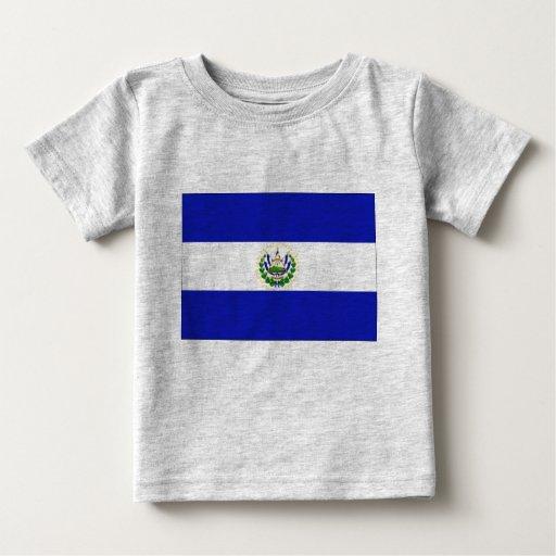 Flag of El Salvador Shirt