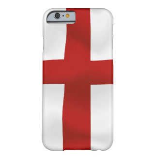 Flag Of England Barely There iPhone 6 Case