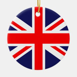 FLAG OF ENGLAND CERAMIC ORNAMENT