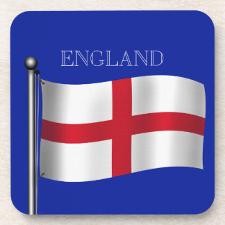 Flag of England Drink Coasters