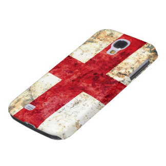 Flag of England Galaxy S4 Case