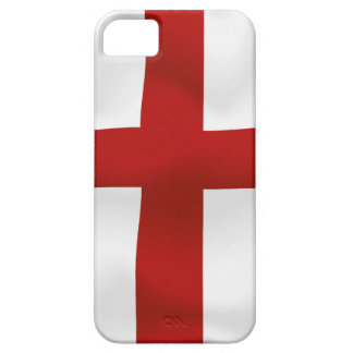 Flag Of England iPhone 5 Cases