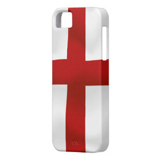 Flag Of England iPhone 5 Cover