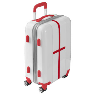 Flag of England Luggage (Carry-On)