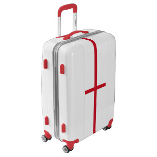 Flag of England Luggage (Medium)