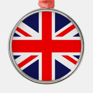 FLAG OF ENGLAND METAL ORNAMENT