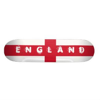 Flag of England Skateboard