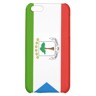 Flag of Equatorial Guinea iPhone 5C Covers