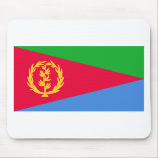 Flag of Eritrea - የኤርትራ ሰንደቅ ዓላማ - علم إريتريا Mouse Pad
