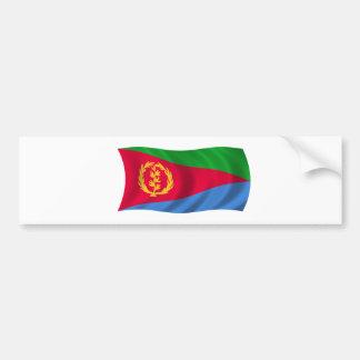 Flag of Eritrea Bumper Sticker