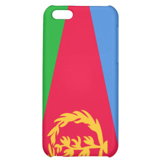 Flag of Eritrea Cover For iPhone 5C