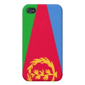 Flag of Eritrea iPhone 4/4S Cover