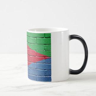 Flag of Eritrea Magic Mug