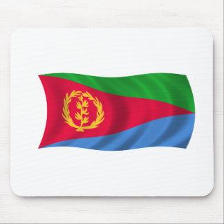 Flag of Eritrea Mouse Pad