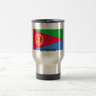 Flag of Eritrea Travel Mug