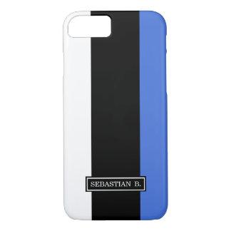 Flag of Estonia iPhone 8/7 Case