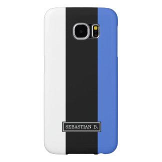 Flag of Estonia Samsung Galaxy S6 Case