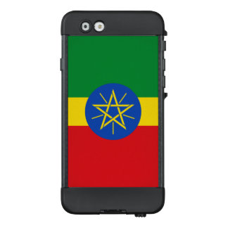Flag of Ethiopia LifeProof iPhone Case