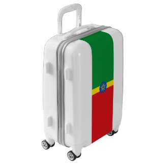 Flag of Ethiopia Luggage (Carry-On)