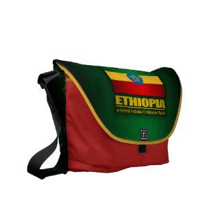 Flag of Ethiopia Messenger Bag