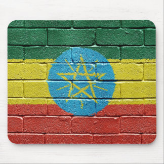 Flag of Ethiopia Mouse Pad