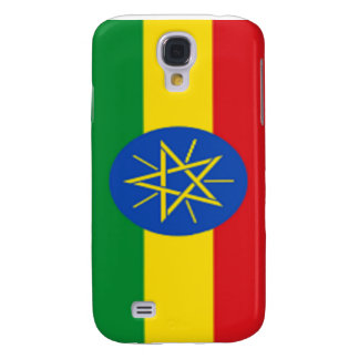 Flag of Ethiopia Samsung Galaxy S4 Case