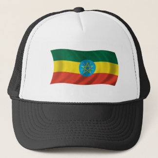 Flag of Ethiopia Trucker Hat