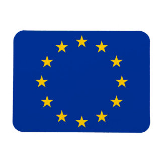 Flag of Europe, European Flag Magnet