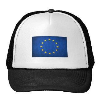 Flag of European Union, EU Flag, Flag of Europe Trucker Hats