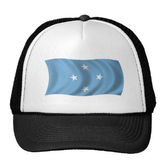 Flag of Federated States of Micronesia Trucker Hat