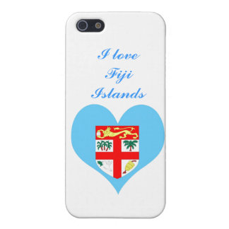 Flag of Fiji Island iPhone SE/5/5s Case