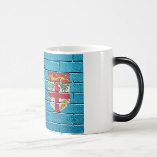 Flag of Fiji Magic Mug