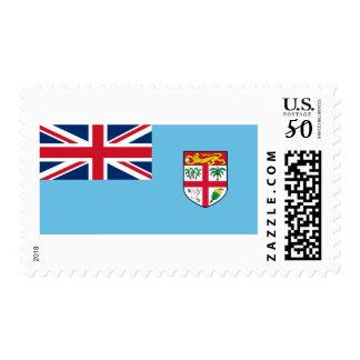 Flag of Fiji Postage Stamps