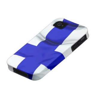 Flag of Finland iPhone 4/4S Cases