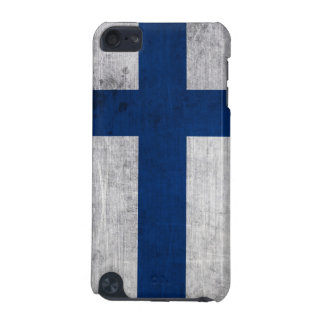 Flag of Finland Grunge iPod Touch (5th Generation) Cover
