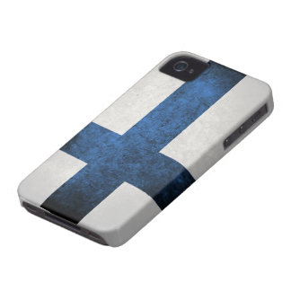 Flag of Finland iPhone 4 Case