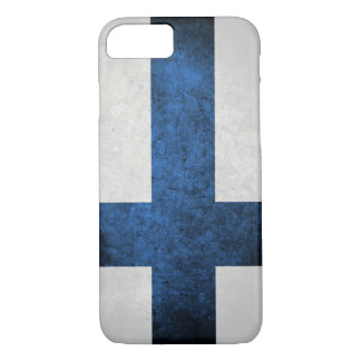 Flag of Finland iPhone 8/7 Case