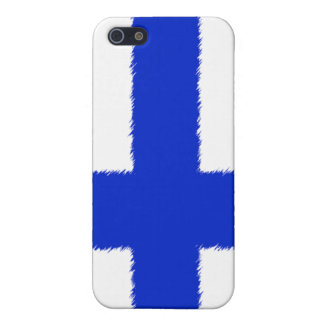 Flag of Finland iPhone 5 Cover