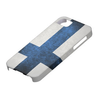 Flag of Finland iPhone SE/5/5s Case