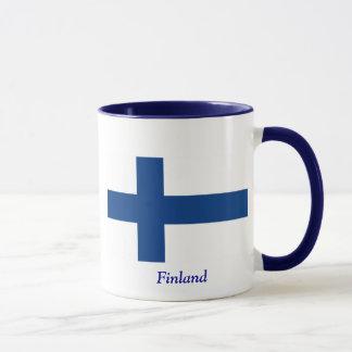 Flag of Finland Mug