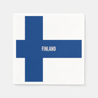 Flag of Finland Napkin